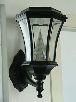 Wall Mounted Solar Lamps : 15